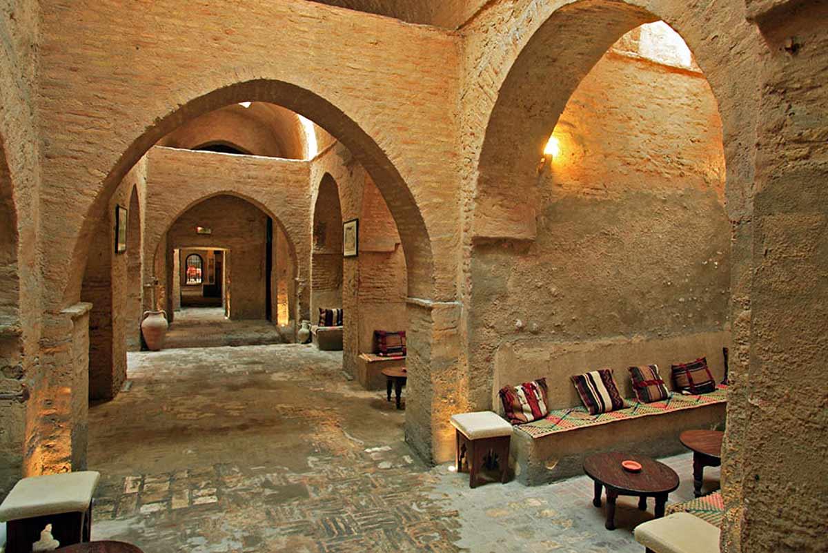 Hôtel La Kasbah Kairouan : Séjour de luxe à Kairouan en Tunisie - Golden Yasmin Hotels