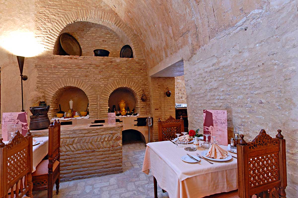 hotel-kasbah-kairouan-restaurant